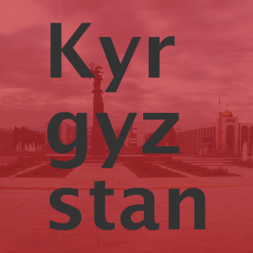 Open Data Readiness Assessment voor Kyrgyzstan
