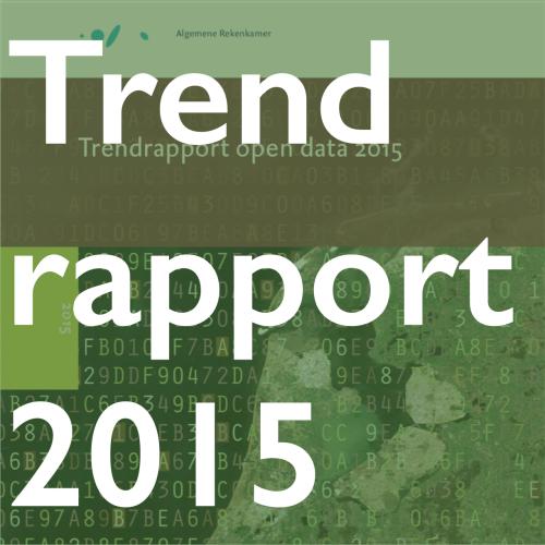Het tweede Trendrapport Open Data