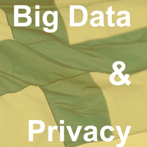 Omgaan met persoonsgegevens in Big Data