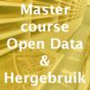 Mastercourse Open Data & Hergebruik