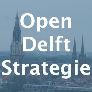 Open Delft Strategie