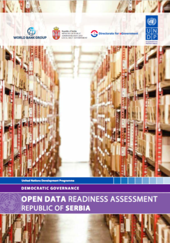 Serbia Open Data Readiness Assessment