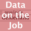 Provincie Gelderland - Leerprogramma Data on the job
