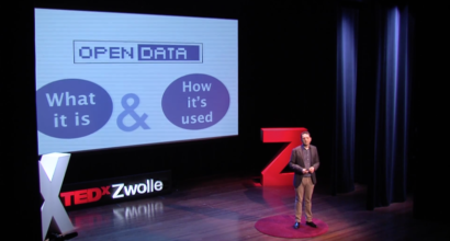 Open data: get to know our ant hill: Ton Zijlstra at TEDxZwolle